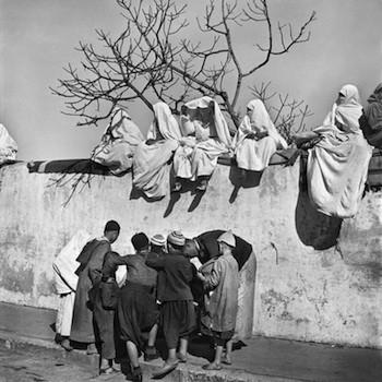 Fiesta del Mulud II, Tánger, 1942 © Nicolás Muller