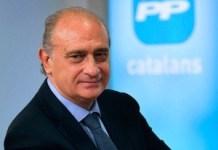 Jorge Fernández Díaz, ministro del Interior de España