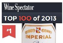 "Vinos Top 100 2013 por ""Wine Spectator"""