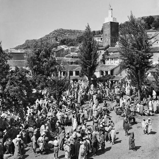 Xauen, Marruecos, 1942 © Nicolás Muller