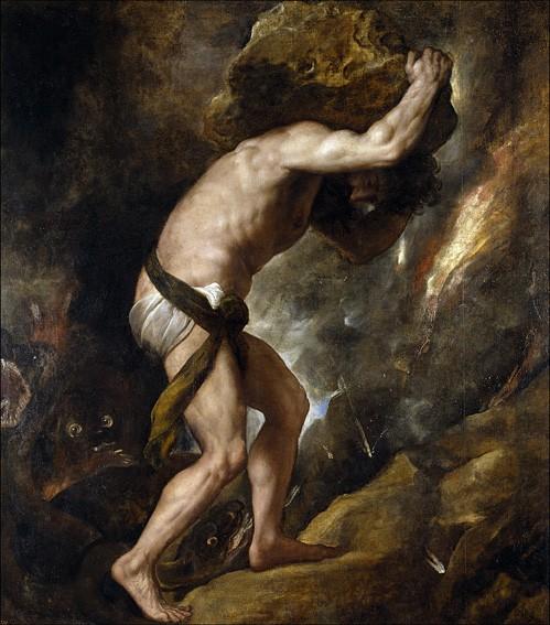 3 83 La ira de los dioses en el Prado