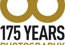 Logo 175 Años de Fotografía (1839-2014)