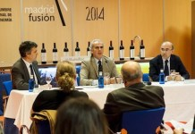 Presentacion de Madrid Rutas del Vino