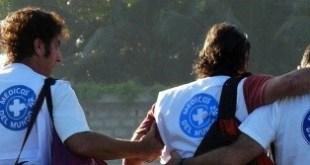 Voluntarios de Médicos del Mundo