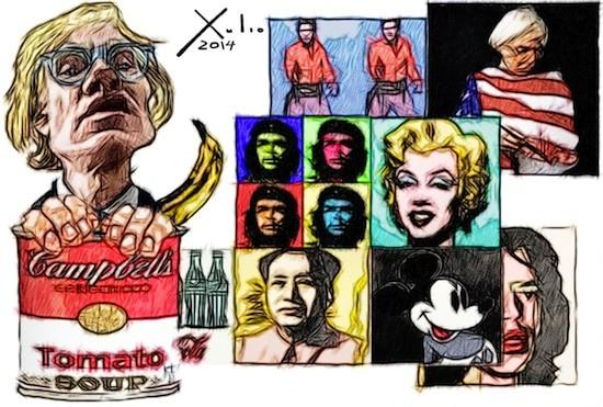 Xulio Formoso: la América de Andy Warhol