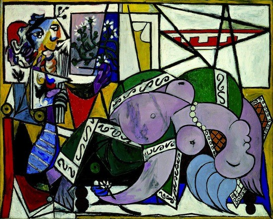Picasso-taller-1934