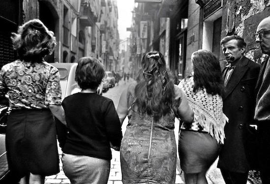 Barrio Chino de Barcelona, 1969