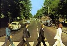 The Beatles, 'Abbey Road', portada (original)