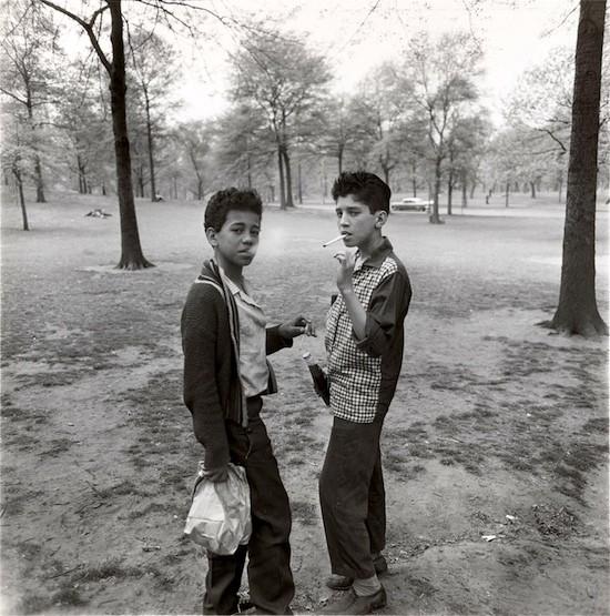 Mujeres fotógrafas en la Colección IVAM. Diane Arbus