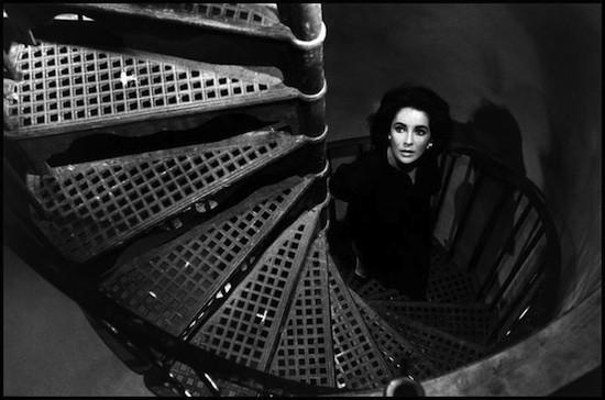 Elizabeth Taylor. De repente el último verano. Joseph Mankiewicz. Magnum Photos: Burt Glinn