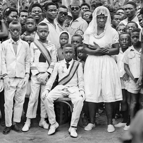 Ramón Masats, Guinea, 1962
