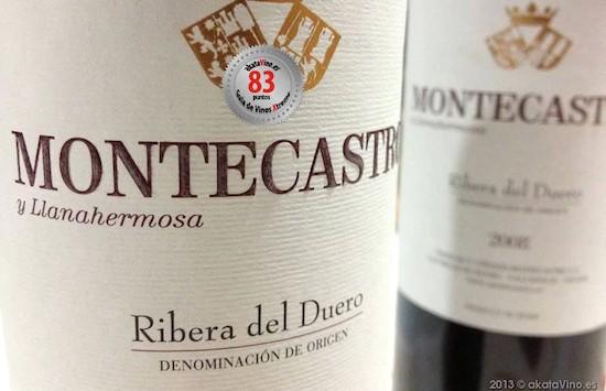 Montecastro 2008