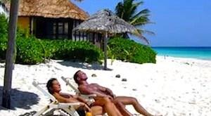 Vacaciones en pareja en el Caribe