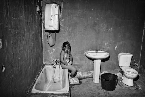 (C) Aitor Lara. Pobreza infantil en España