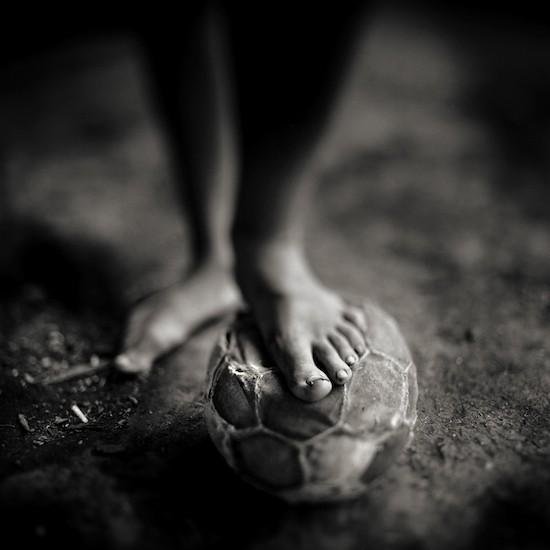 "(C) Javier Arcenillas. ""Infancia IV"". De la serie ""City Hope"", Guatemala, 2007"