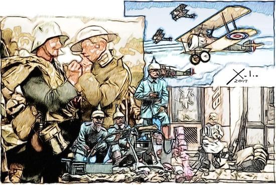 Xulio-Formoso-Primera-Guerra-Mundial-D02
