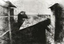 Joseph Nicéphore Niépce. Vista desde la ventana de Le Gras.