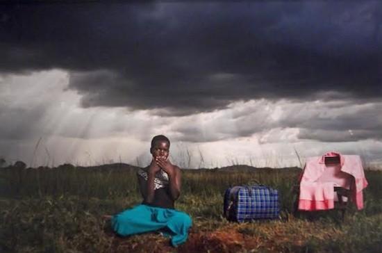 Imágenes que son una paradoja entre la enorme belleza de estos retratos y la terrible realidad que plasman.