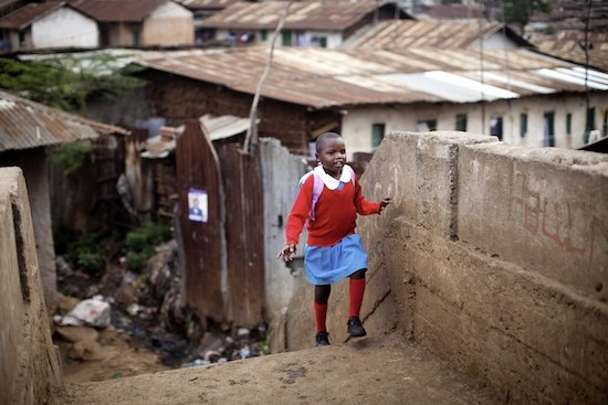 Nairobi, Kenia © Nichole Sobecki / Sipa Press