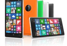 Nuevos Microsoft Lumia 830, 730 y 735