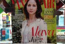 La portada de Alaya en un quiosco de Argentina, recogida por @rllacer