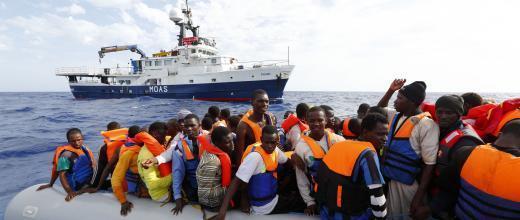 Phoenix-emigrantes-mediterraneo-Malta