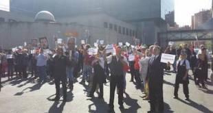 Paros en RTVE en 2014 convocados por los sindicatos del ente