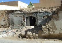 Situación de la casa natal del presidente argelino Bouteflika en Uchda