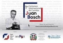 certamen cuentos Juan Bosch 1