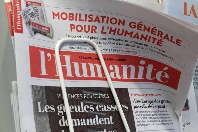 L Humanite quioscos