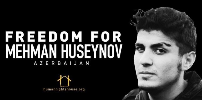 Mehman Huseynov libertad