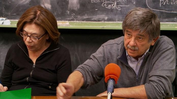 El abogado argentino Carlos Slopoy