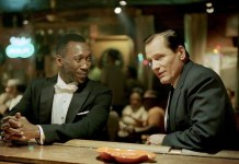 Mahershala Ali y Viggo Mortensen en Green Book