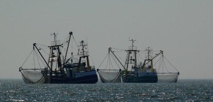 Pesca en caladeros en disputa