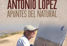 Antonio López Apuntes del natural
