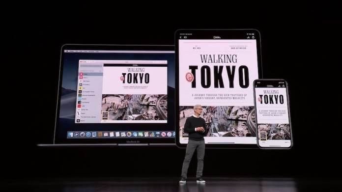 Apple News presentacion