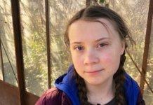 Greta Thunberg twitter
