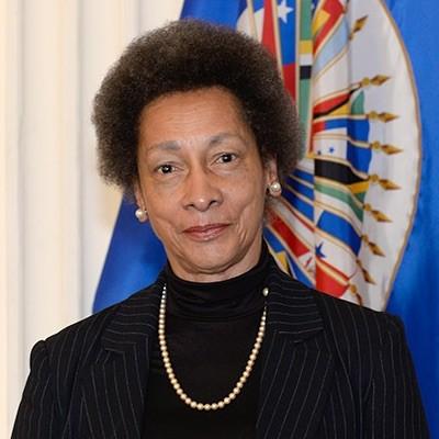 Margarette May Macaulay, Relatora sobre los Derechos de las Personas Afrodescendientes y contra la Discriminación Racial de la CIDH.