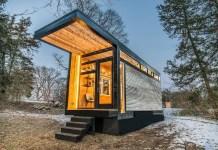 Minicasa Tiny house