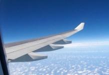 nubes aviones