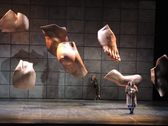 Opera Beatriz Cenci Acto 2º