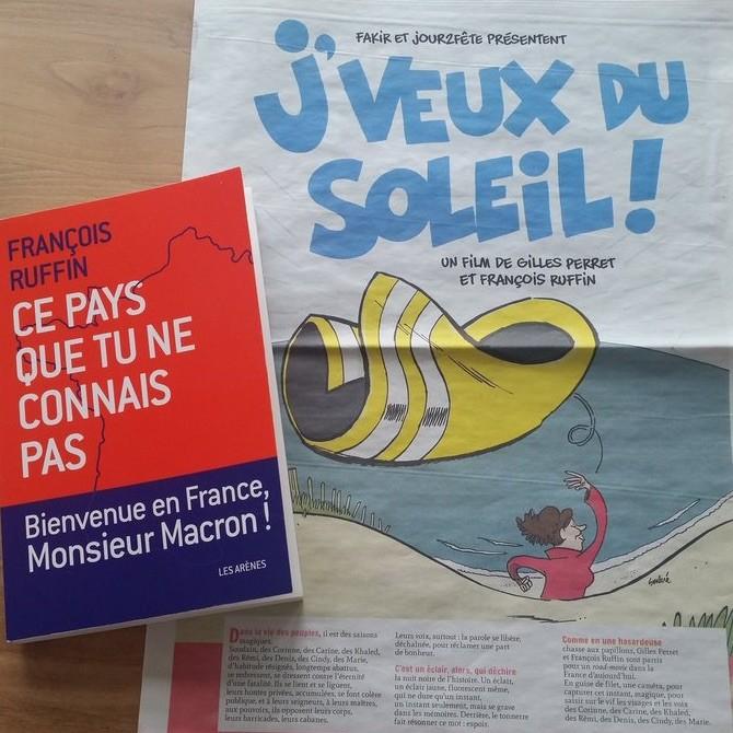 """Perret y Ruffin preparan el lanzamiento de """"Je veux du soleil"""""""
