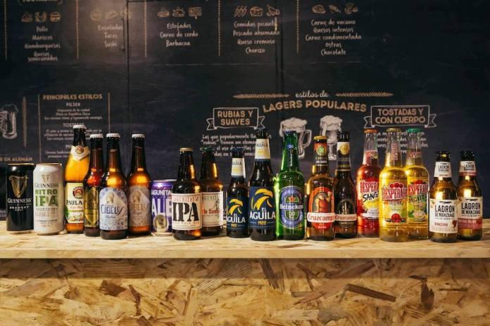 Richard Weissend Cervezas