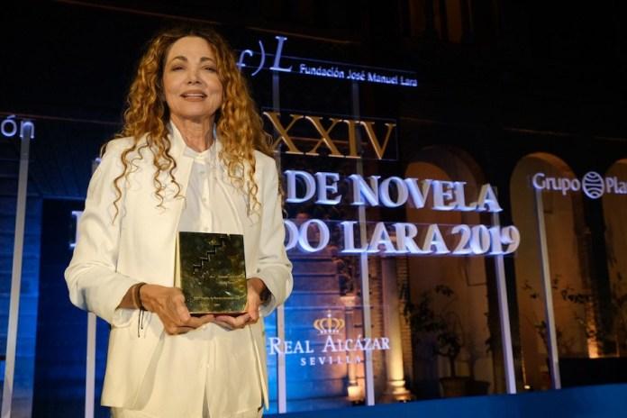 Angela Becerra Premio Fernando Lara 2019