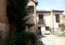 Casa museo dedicada a Antonio Machado en Segovia