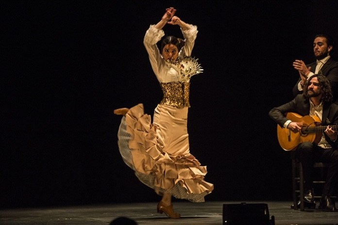 ©Javier Fergo: Vanessa Coloma en Flamenklórica. Festival de Jerez