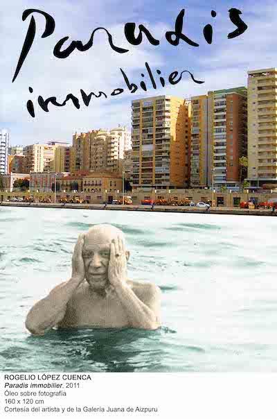 LOPEZ CUENCA Picasso Paradis immobilier