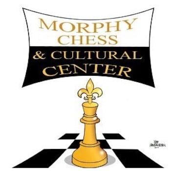 Morphy chess center logo