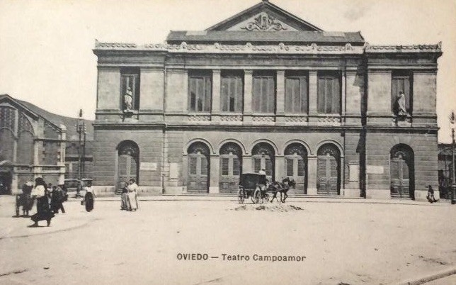Oviedo Teatro Campoamor
