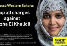 Amnistia Nazha El Khalidi